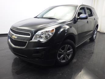 2013 Chevrolet Equinox - 1420022534