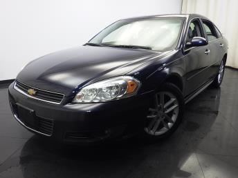 2011 Chevrolet Impala - 1420022577