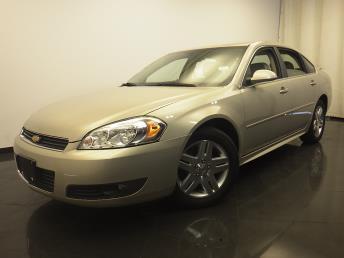 2011 Chevrolet Impala - 1420022613