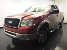 2007 Ford F-150 Super Cab FX4 6.5 ft