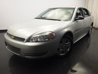 2012 Chevrolet Impala - 1420022659