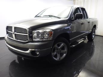 2008 Dodge Ram 1500 - 1420022685