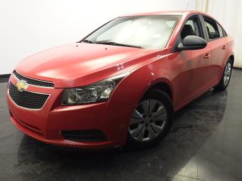 2014 Chevrolet Cruze - 1420022744