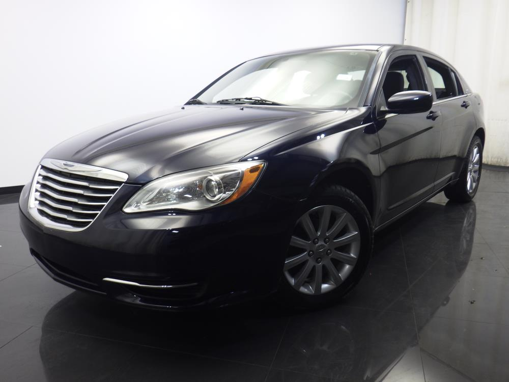 2013 chrysler 200 for sale in columbus 1420023009 drivetime. Black Bedroom Furniture Sets. Home Design Ideas
