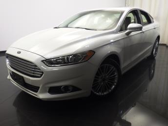2014 Ford Fusion SE - 1420023162