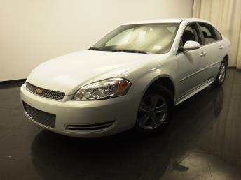 2013 Chevrolet Impala - 1420023241