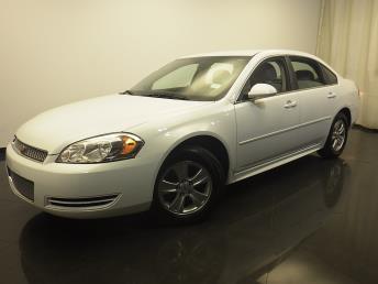 2012 Chevrolet Impala - 1420023336