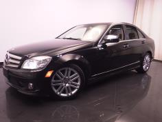 2009 Mercedes-Benz C 300 Sport 4MATIC