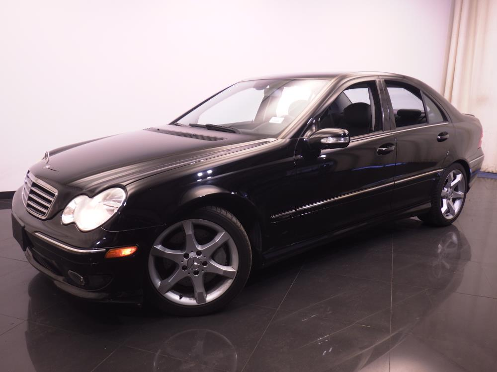 2007 mercedes benz c 230 sport for sale in cincinnati 1420023724. Cars Review. Best American Auto & Cars Review