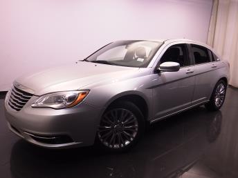 2012 Chrysler 200 - 1420023791
