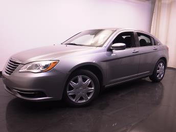 2014 Chrysler 200 - 1420023851