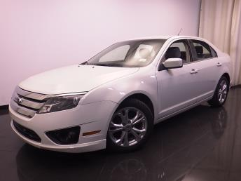 2012 Ford Fusion - 1420023925