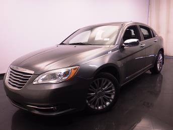 2012 Chrysler 200 - 1420024188