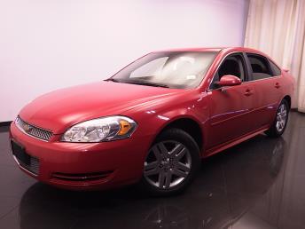 2012 Chevrolet Impala - 1420024245