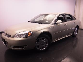 2012 Chevrolet Impala - 1420024254