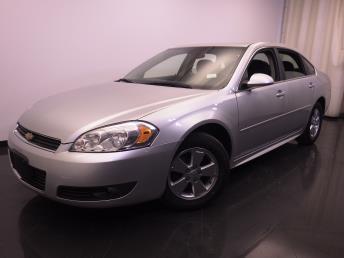 2011 Chevrolet Impala - 1420024262