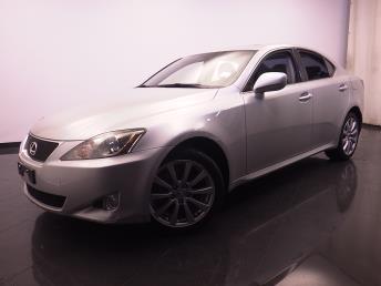 2007 Lexus IS 250  - 1420024326