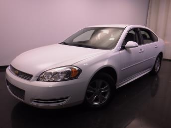 2014 Chevrolet Impala Limited - 1420024459