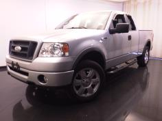2007 Ford F-150 Super Cab XL 6.5 ft