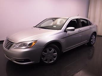 2012 Chrysler 200 - 1420024590