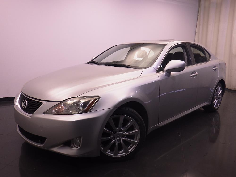 2007 Lexus IS 250 - 1420024723