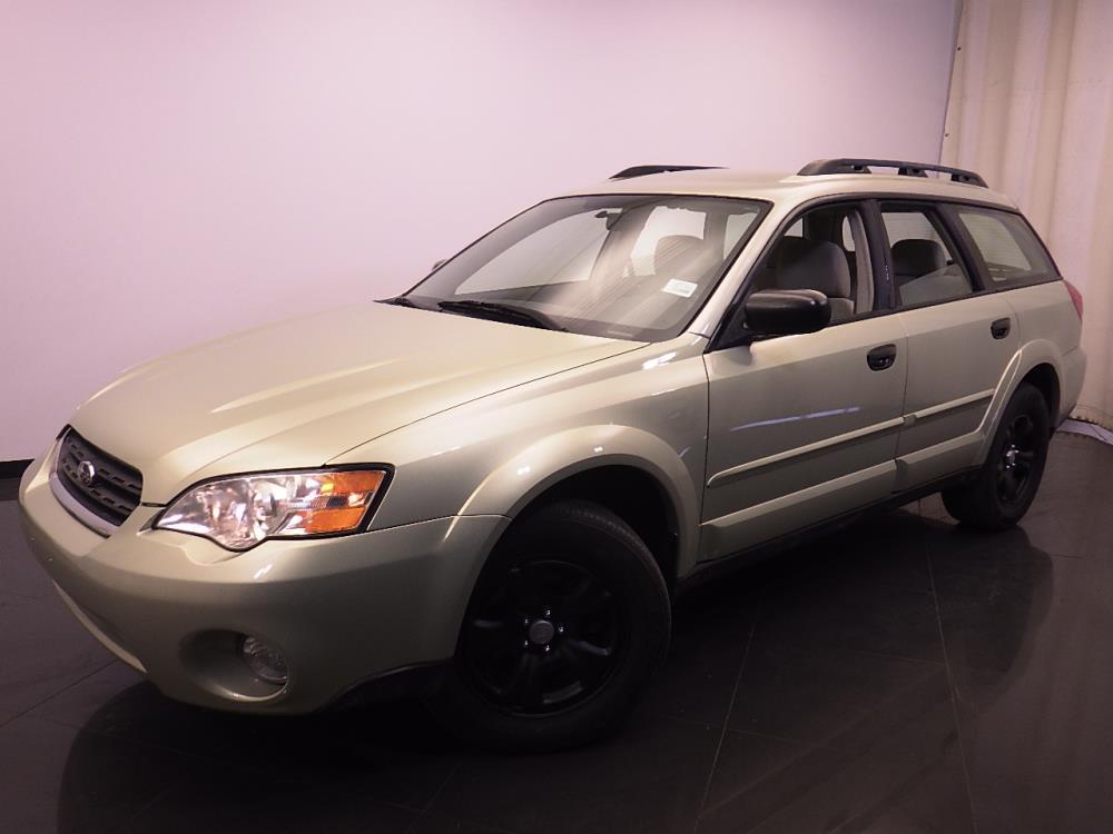 2007 Subaru Outback - 1420024772