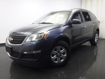 2014 Chevrolet Traverse - 1420025043