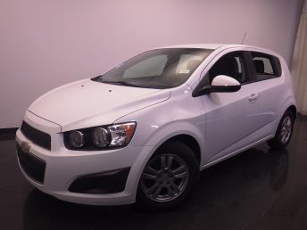 2012 Chevrolet Sonic - 1420025066