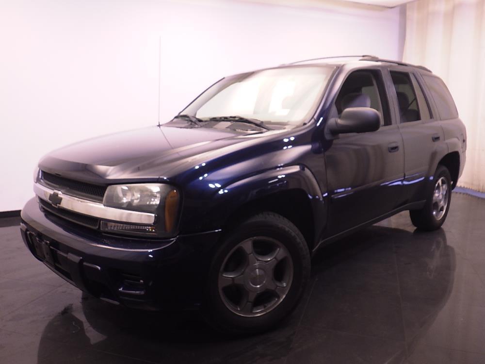 2008 Chevrolet TrailBlazer - 1420025523