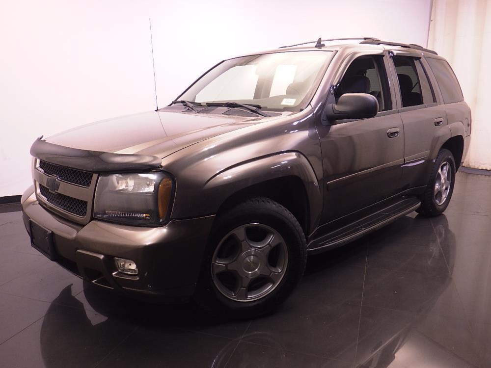 2008 Chevrolet TrailBlazer - 1420025529