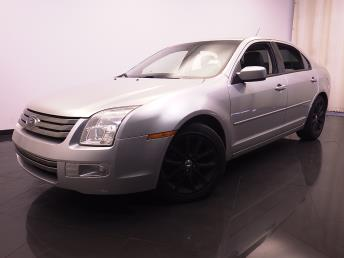 Used 2009 Ford Fusion