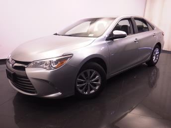 2015 Toyota Camry LE - 1420025842