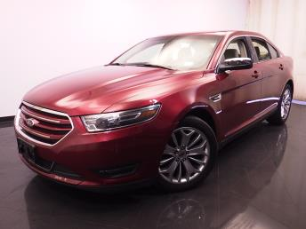 Used 2016 Ford Taurus
