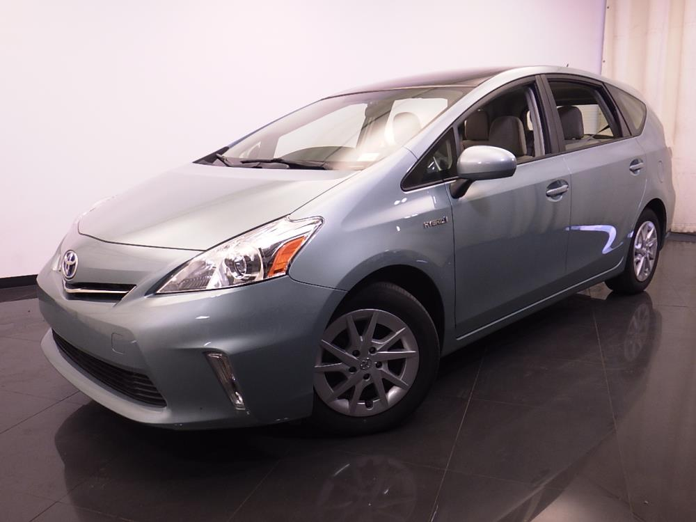 2014 toyota prius v five for sale in columbus 1420025976 drivetime. Black Bedroom Furniture Sets. Home Design Ideas