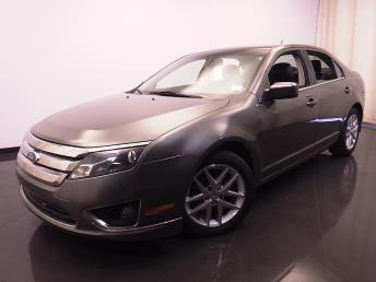 2011 Ford Fusion SEL - 1420026019