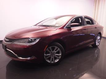 2016 Chrysler 200 - 1420026378