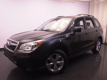 Used 2015 Subaru Forester