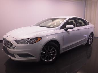 2017 Ford Fusion - 1420026571