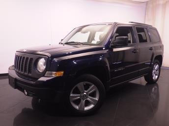 2016 Jeep Patriot Latitude - 1420026664