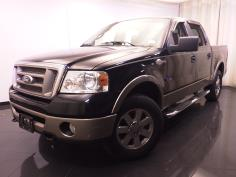 2006 Ford F-150 SuperCrew Cab King Ranch 5.5 ft