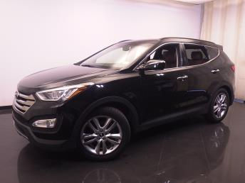 2013 Hyundai Santa Fe Sport 2.0T - 1420026951