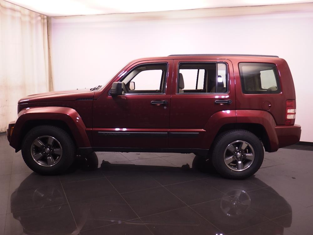 Used 2008 Jeep Liberty