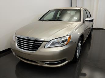 2013 Chrysler 200 Limited - 1420027055