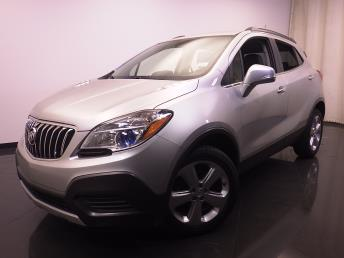 Used 2015 Buick Encore
