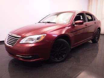 2011 Chrysler 200 Touring - 1420027355
