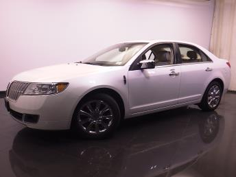 2011 Lincoln MKZ  - 1420027371