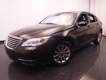 2012 Chrysler 200 Touring - 1420027496