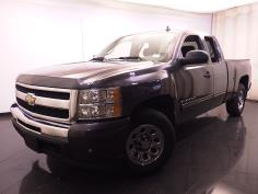 2010 Chevrolet Silverado 1500 Extended Cab LS 6.5 ft