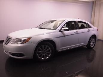 2013 Chrysler 200 Limited - 1420027542