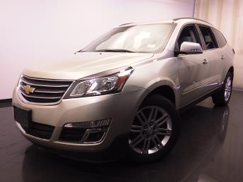 2015 Chevrolet Traverse LT - 1420027572